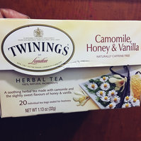 TWININGS® OF London Camomile, Honey & Vanilla Tea Bags uploaded by Del T.