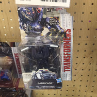 Transformers - Barricade The Last Knight Legion Class Action Figure uploaded by Heather S.