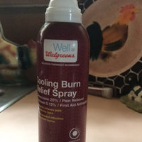 Walgreens Cooling Burn Relief Spray - 3 oz. uploaded by Angie R.