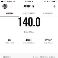 Nike Training Club App uploaded by Tanisha J.