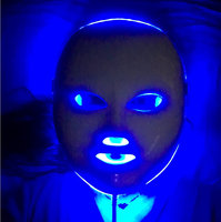 3 Colors Beauty LED Light System Photon Therapy Facial Salon Skin Care Treatment Machine uploaded by Sammy M.