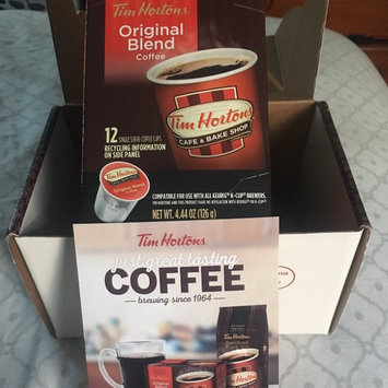 Photo of Tim Hortons Original Single Serve K-Cups uploaded by Stephanie M.