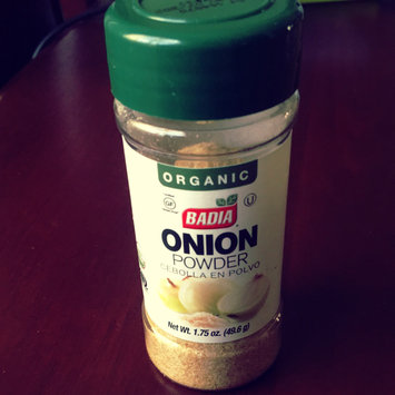 Photo of Badia Organic Onion Powder - 1.75 oz uploaded by Vianny D.