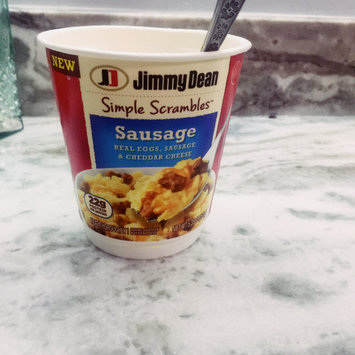 Jimmy Dean Sausage Simple Scrambles™ uploaded by Rebecca K.