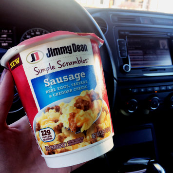 Jimmy Dean Sausage Simple Scrambles™ uploaded by Savannah G.