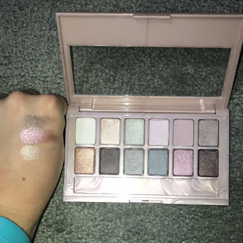 Maybelline New York Expert Wear The Blushed Nudes Shadow Palette uploaded by kayla f.