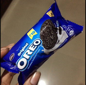 Oreo Chocolate Sandwich Cookies uploaded by Iqra M.