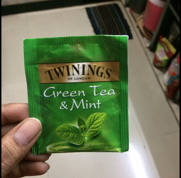 Photo of TWININGS® OF London Green Tea Bags uploaded by Iqra M.