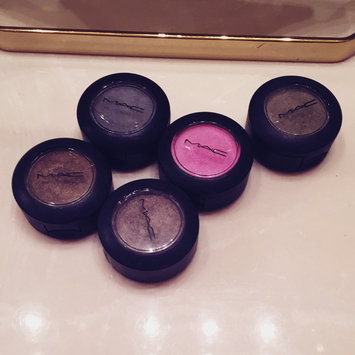 MAC Cosmetics Eye Shadow uploaded by Vane G.