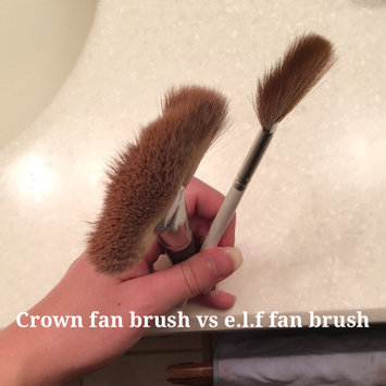 Photo of e.l.f. Cosmetics e.l.f. Fan Brush uploaded by Megan E.