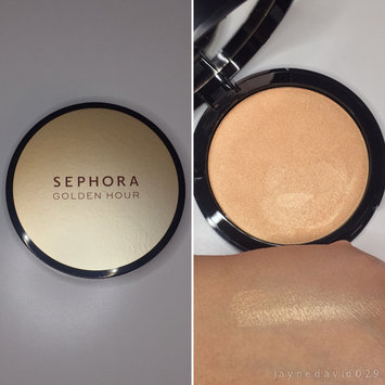 Photo of SEPHORA COLLECTION Golden Hour Luminizing Powder uploaded by Jayne Roxette P.