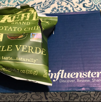 Photo of KETTLE BRAND®Potato Chips Chile Verde uploaded by Jacob S.