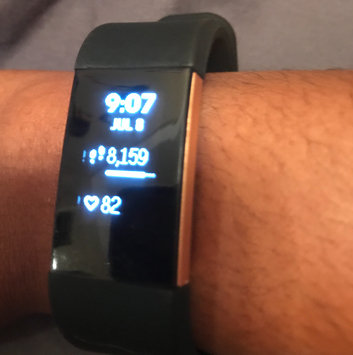 Photo of Fitbit Charge 2 - Black, Large by Fitbit uploaded by Aleida C.
