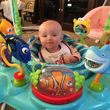 Photo of Disney Baby Finding Nemo Sea of Activities Jumper uploaded by Kayla J.
