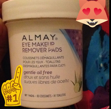 Almay Oil Free Gentle Eye Makeup Remover Pads uploaded by Oriana M.