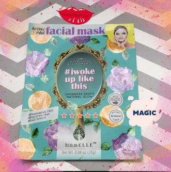 Biobelle #IWokeUpLikeThis Sheet Mask uploaded by Michelle P.