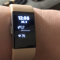 Fitbit Charge 2 Heart Rate and Fitness Wristband uploaded by Mandy B.