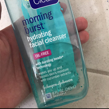 Clean & Clear Morning Burst Oil-Free Facial Cleanser uploaded by Ethan D.