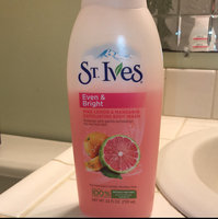 St. Ives Radiant Pink Lemon & Mandarin Orange Body Wash uploaded by Alyssa B.
