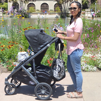 Photo of UPPAbaby VISTA Stroller - Jake (Black/Carbon) uploaded by Michelle M.