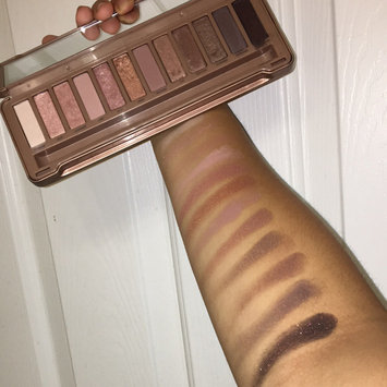 Urban Decay NAKED3 Eyeshadow Palette uploaded by Zoe F.