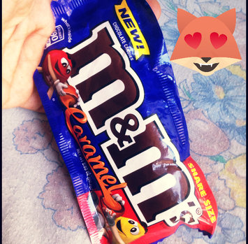 Photo of M&Ms Caramel uploaded by Kelly F.