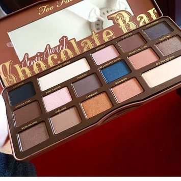 Too Faced Semi Sweet Chocolate Bar uploaded by Samantha H.