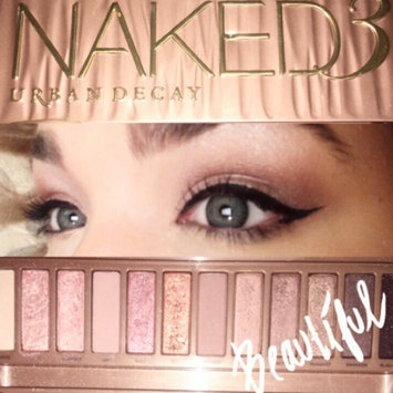 Urban Decay NAKED3 Eyeshadow Palette uploaded by Samantha H.