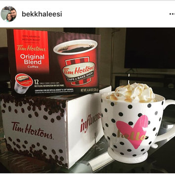 Photo of Tim Hortons Original Single Serve K-Cups uploaded by Becca C.