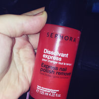 SEPHORA COLLECTION Express Nail Polish Remover uploaded by April C.