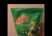 Gain Flings Original Laundry Detergent Pacs uploaded by Verónica S.