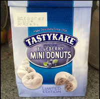 Tastykake® Blueberry Mini Donuts uploaded by Megan C.