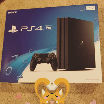 Sony PS4 Pro 1TB Bundle uploaded by Cassandra J.