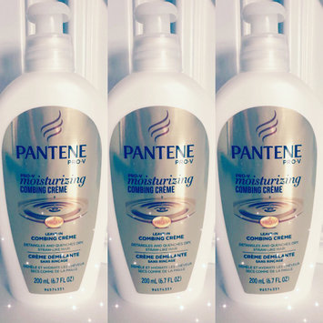 Pantene Daily Moisture Renewal Moisturizing Combing Creme, 6.7 Fluid Ounce uploaded by Julia S.