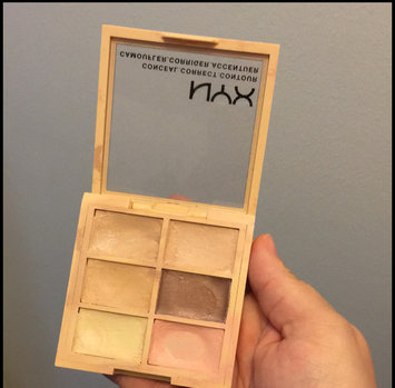 NYX Cosmetics Correct Contour Concela - Light uploaded by Megan C.
