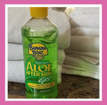 Photo of Banana Boat Soothing Aloe Vera After Sun Gel uploaded by Anita L.