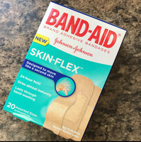 Band-Aid Flexible Bandages Skin Flex Assorted - 20 ea uploaded by LaJessica M.