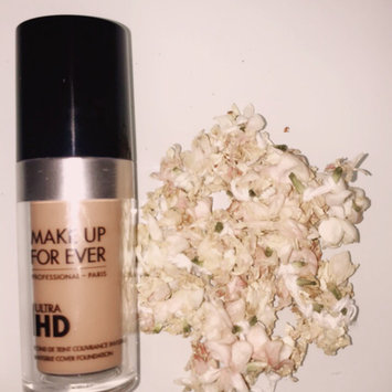 MAKE UP FOR EVER Ultra HD Foundation uploaded by Ameera N.
