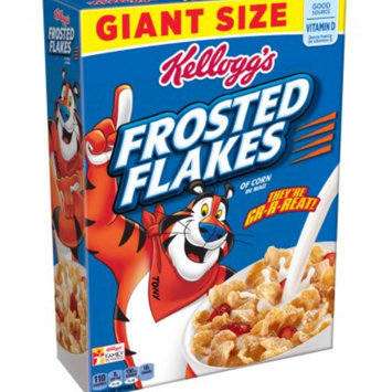 Kellogg's Frosted Flakes Cereal uploaded by 💘💘💘
