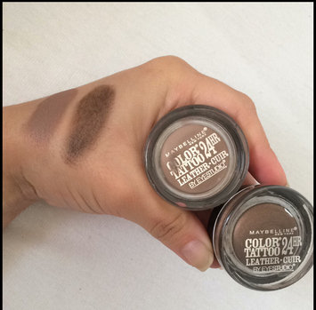 Maybelline Eyestudio® ColorTattoo® Leather 24 Hour Cream Gel Eye Shadow uploaded by Maria Antonia T.