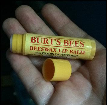 Burt's Bees® Beeswax Lip Balm uploaded by Amy B.