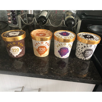 Photo of Halo Top Birthday Cake Ice Cream uploaded by May R.