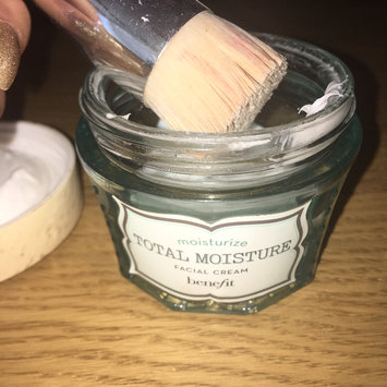 Photo of Benefit Cosmetics Total Moisture Facial Cream uploaded by Chloe S.