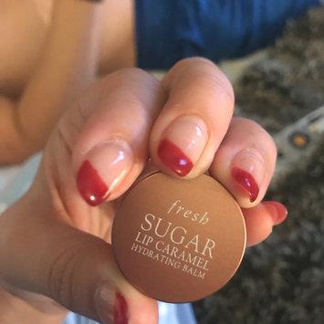 Photo of fresh Sugar Lip Caramel Hydrating Balm uploaded by Elizabeth A.