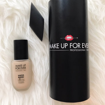 MAKE UP FOR EVER Water Blend Face & Body Foundation uploaded by Valeria O.