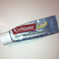 2 Pack - Colgate Total Toothpaste Gel Advanced Fresh 5.80oz Each uploaded by Kaitlin W.