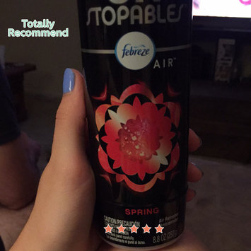 Photo of Air Febreze Unstopables SPRING Air Refresher (1 Count, 8.8 Oz) uploaded by Cynthia T.