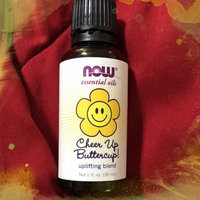 NOW Essential Oils Cheer Up ButterCup Uplifting Blend, 1 fl oz uploaded by Misty G.
