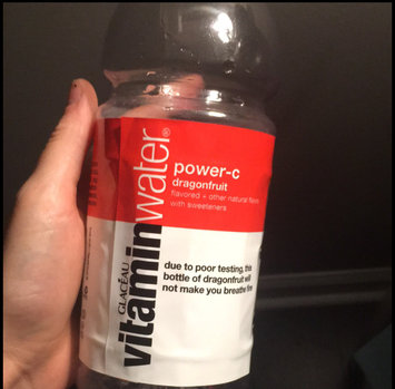 Photo of vitaminwater Power-C Dragonfruit uploaded by Laura W.