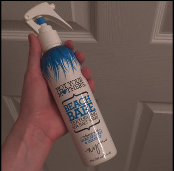 Not Your Mother's® Beach Babe® Texturizing Sea Salt Spray uploaded by Laura W.